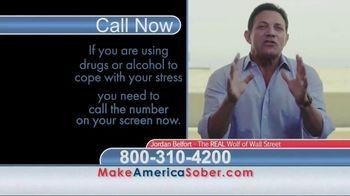 Make America Sober Again TV Spot, 'Wolf of Wall Street' Ft. Jordan Belfort - Thumbnail 7