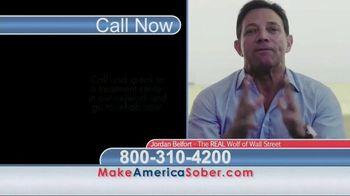 Make America Sober Again TV Spot, 'Wolf of Wall Street' Ft. Jordan Belfort - Thumbnail 8