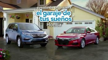 Honda El Garaje de Tus Sueños TV Spot, 'Not Spring Cleaning' [Spanish]