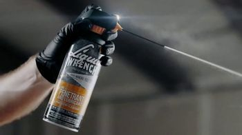 Liquid Wrench Pro Penetrant and Lubricant TV Spot, 'Light It Up' - Thumbnail 4