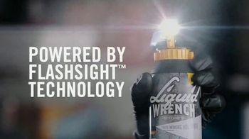 Liquid Wrench Pro Penetrant and Lubricant TV Spot, 'Light It Up' - Thumbnail 6