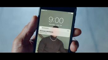 Apple iPhone 7 TV Spot, 'The Rock x Siri: Reminder' Feat. Dwayne Johnson - Thumbnail 4