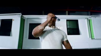 Apple iPhone 7 TV Spot, 'The Rock x Siri: Reminder' Feat. Dwayne Johnson - Thumbnail 6