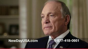 NewDay USA 100 VA Loan TV Spot, 'Navy Spouse' Featuring Tom Lynch - Thumbnail 3