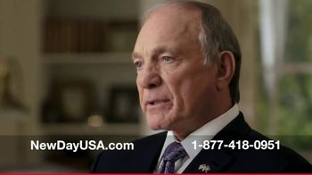 NewDay USA 100 VA Loan TV Spot, 'Navy Spouse' Featuring Tom Lynch - Thumbnail 4