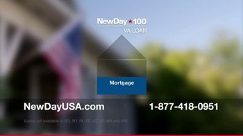 NewDay USA 100 VA Loan TV Spot, 'Navy Spouse' Featuring Tom Lynch - Thumbnail 7
