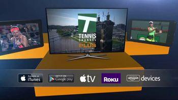 Tennis Channel Plus TV Spot, '2017 Western & Southern Open' - Thumbnail 9