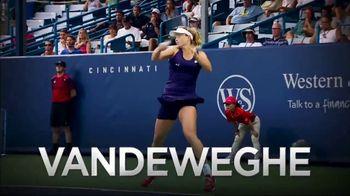 Tennis Channel Plus TV Spot, '2017 Western & Southern Open' - Thumbnail 5