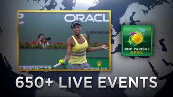 Tennis Channel Plus TV Spot, '2017 Western & Southern Open' - Thumbnail 7