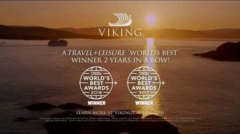 Viking River Cruises TV Spot, 'Time' - Thumbnail 9