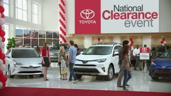 Toyota National Clearance Event TV Spot, 'Adventure' [T2] - Thumbnail 1