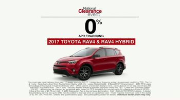 Toyota National Clearance Event TV Spot, 'Adventure' [T2] - Thumbnail 7