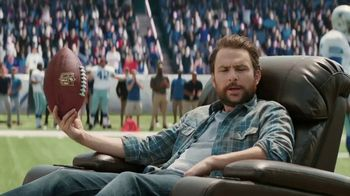 DIRECTV NFL Sunday Ticket TV Spot, 'All vs. Some' Featuring Charlie Day - Thumbnail 1