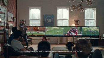DIRECTV NFL Sunday Ticket TV Spot, 'All vs. Some' Featuring Charlie Day - Thumbnail 4