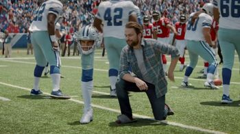 DIRECTV NFL Sunday Ticket TV Spot, 'All vs. Some' Featuring Charlie Day - Thumbnail 7