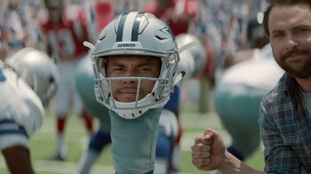 DIRECTV NFL Sunday Ticket TV Spot, 'All vs. Some' Featuring Charlie Day - Thumbnail 8