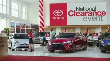 Toyota National Clearance Event TV Spot, 'Yours One Day' [T2] - Thumbnail 1