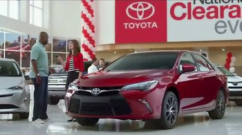 Toyota National Clearance Event TV Spot, 'Yours One Day' [T2] - Thumbnail 10