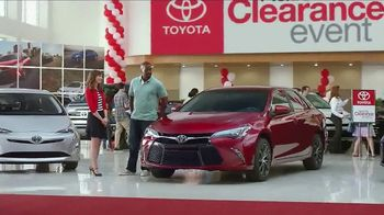 Toyota National Clearance Event TV Spot, 'Yours One Day' [T2] - Thumbnail 3