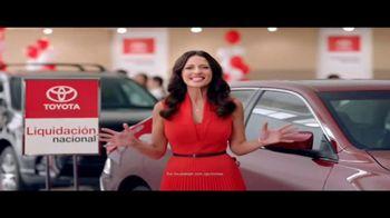 Toyota Liquidación Nacional TV Spot, 'Compradores compulsivos' [Spanish] [T2] - Thumbnail 5