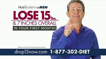 Nutrisystem for Men TV Spot, 'Stronger and Leaner' Featuring Dan Marino - 133 commercial airings
