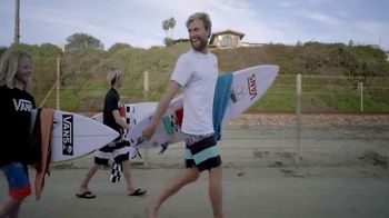 Vans Nexpa Synthetic TV Spot, 'Beach Walk' Song by The Blind Shake