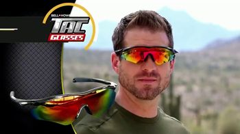 Bell + Howell Tac Glasses TV Spot, 'No Ordinary Sunglasses'