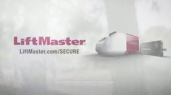 LiftMaster Automatic Garage Door Lock TV Spot, 'Ultimate Security' - Thumbnail 9