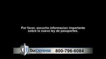 The Tax Defense Group TV Spot, 'La nueva ley del IRS' [Spanish] - Thumbnail 1