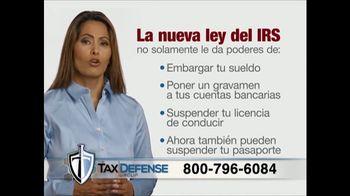 The Tax Defense Group TV Spot, 'La nueva ley del IRS' [Spanish]