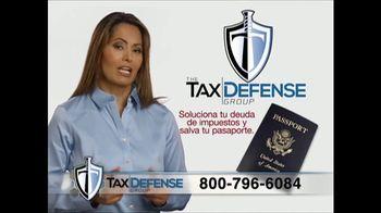 The Tax Defense Group TV Spot, 'La nueva ley del IRS' [Spanish] - Thumbnail 5