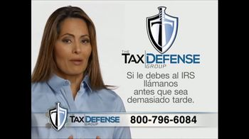 The Tax Defense Group TV Spot, 'La nueva ley del IRS' [Spanish] - Thumbnail 7