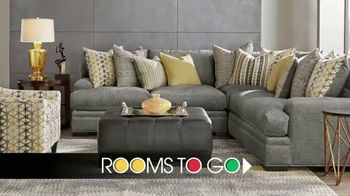 Rooms to Go TV Spot, 'This Is What Great Style Looks Like' - Thumbnail 4