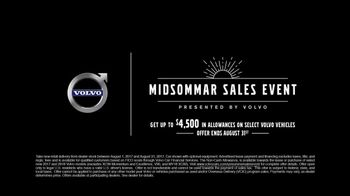 Volvo Midsommar Sales Event TV Spot, 'Most Awarded Luxury SUV: XC90' [T2] - Thumbnail 9