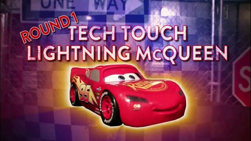 disney pixar cars 3 collection tv commercial disney channel test
