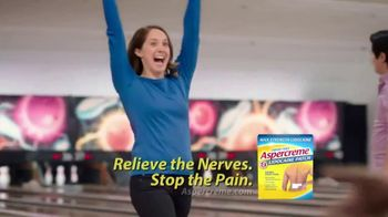 Aspercreme Lidocaine Patch TV Spot, 'Bowling'
