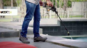 Worx Hydroshot TV Spot, 'World's First Portable Power Cleaner' - Thumbnail 1