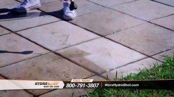 Worx Hydroshot TV Spot, 'World's First Portable Power Cleaner' - Thumbnail 6