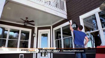 Worx Hydroshot TV Spot, 'World's First Portable Power Cleaner' - Thumbnail 8