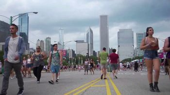 Twix TV Spot, 'Fuse: Lollapalooza' - 20 commercial airings