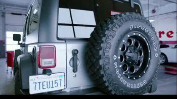 Firestone Complete Auto Care TV Spot, 'Lift' - Thumbnail 6