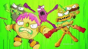 The Grossery Gang Putrid Power Sets TV Spot, 'Clean vs. Gross Showdown'