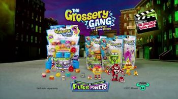 The Grossery Gang Putrid Power Sets TV Spot, 'Clean vs. Gross Showdown' - Thumbnail 6