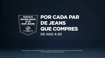 Kohl's TV Spot, 'Game On: Jeans para jóvenes' [Spanish] - Thumbnail 6