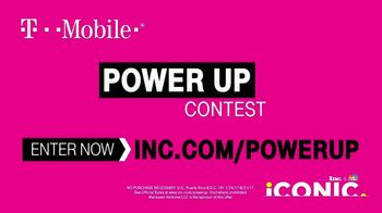 2017 T-Mobile Power Up Contest TV Spot, 'Brightest Business Icons' - Thumbnail 8