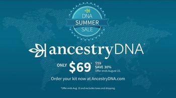 Ancestry DNA Summer Sale TV Spot, 'Learn About you' - Thumbnail 7