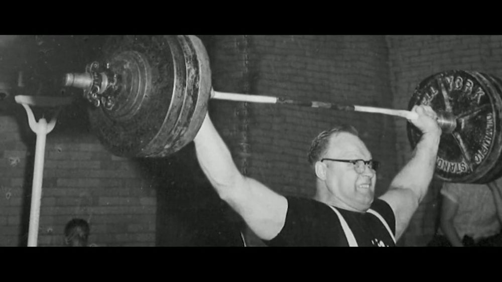 Rogue Fitness TV Commercial 6740919e3