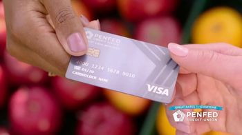 PenFed Power Cash Rewards VISA TV Spot, 'Everything, Everywhere' - Thumbnail 2