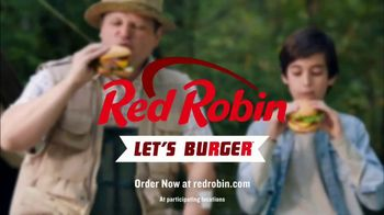 Red Robin To Go TV Spot, 'Online Ordering' - Thumbnail 10