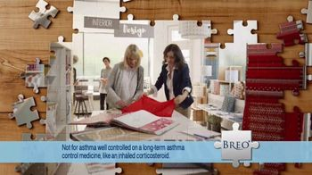 Breo TV Spot, 'Busy Mom' - Thumbnail 7